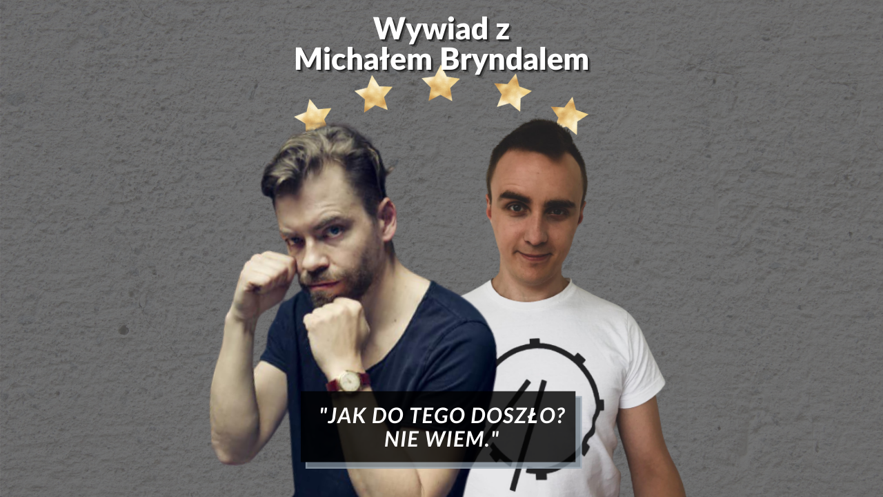 Wywiad z Michałem Bryndalem (Voo Voo)